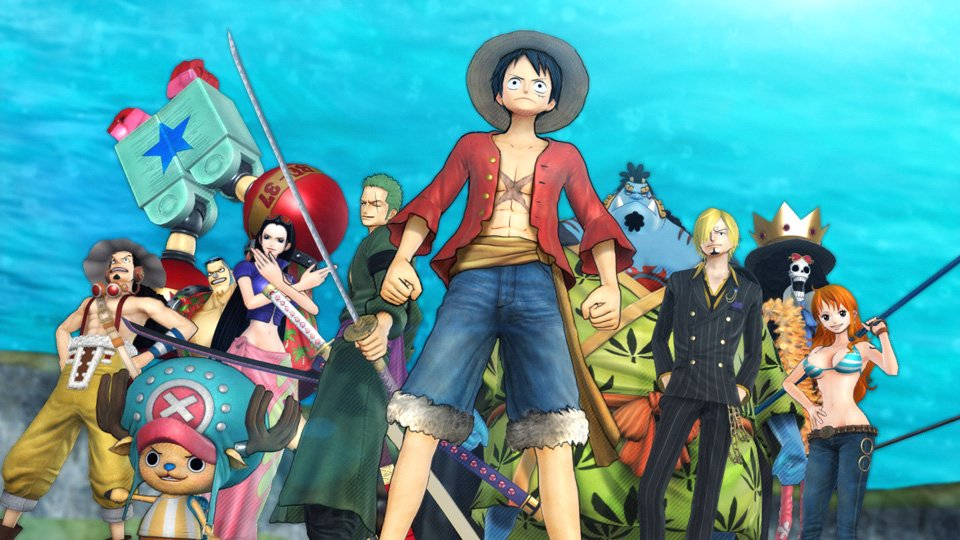 One Piece Pirate Warriors 3 en France au 3ème trimestre ! dans News Games one-piece-pirate-warriors-3-8